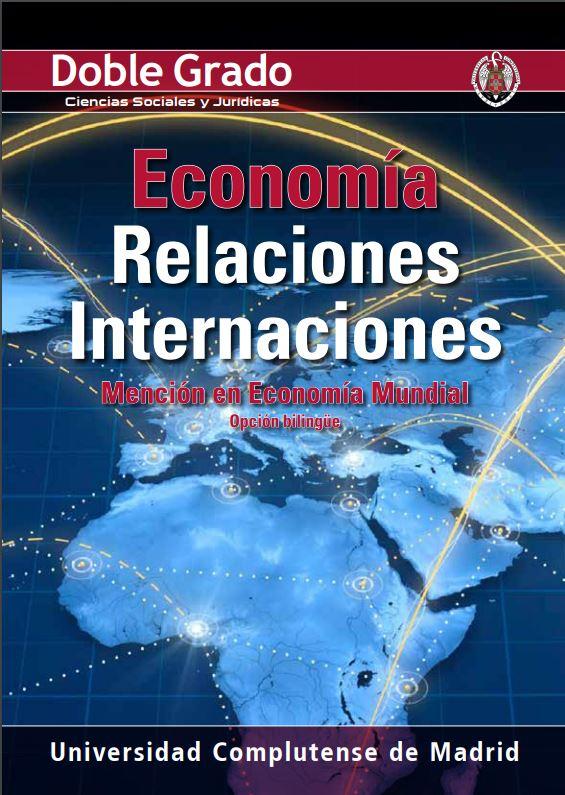 Economía se puede cursar en Inglés o Castellano